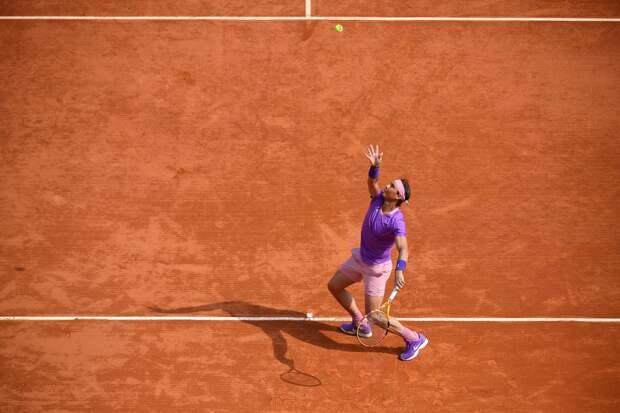 Надаль справился с Норри в четвертьфинале турнира в Барселоне