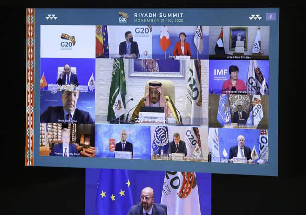 Международный конфликт и политическое лидерство. Итоги научной программы 2020 года