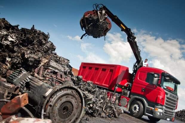 Против лома есть прием: на вывоз металлолома из РФ установлены ограничения