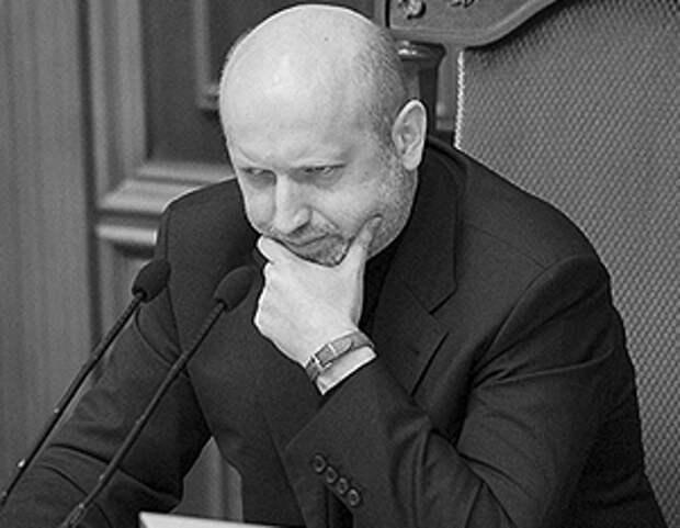 Турчинов: Украинским депутатам грозят аресты за симпатии ополченцам