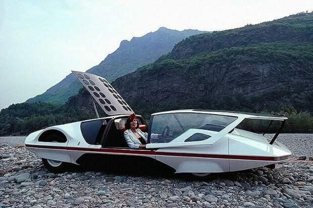 Ferrari Modulo - 1970 авто, история, факты