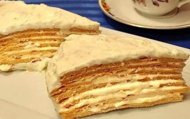 Торт-Парижский-коктейль