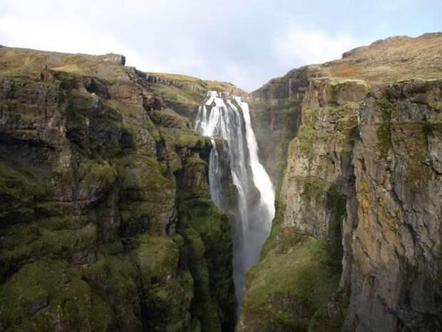 waterfalls12 Красоты водопадов Исландии в фотографиях