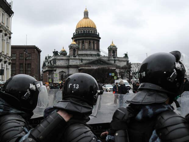Беглов о митингах 21апреля: Власти делают очень многое, чтобы в городе обеспечивалась свобода собраний