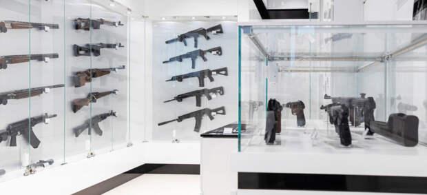 Глава Росгвардии предложил ограничить продажу оружия