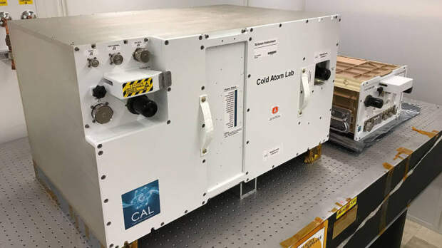 В космической лаборатории на борту МКС создана странная форма материи