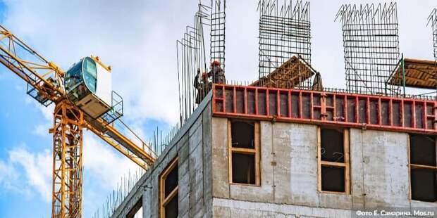 Собянин отметил темпы реализации городской программы реновации. Фото: Е. Самарин mos.ru