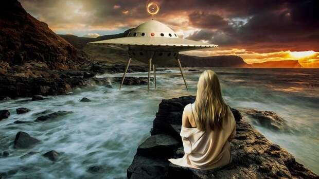 Поиск НЛО может привести к технологическому прорыву