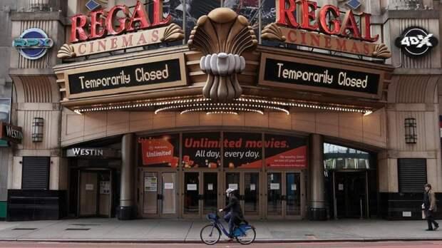 Кинотеатральный прокат в США может возобновиться в июле