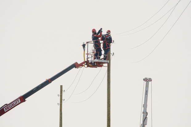 Энергетики Тверьэнерго провели аварийно-восстановительную тренировку в Тверской области