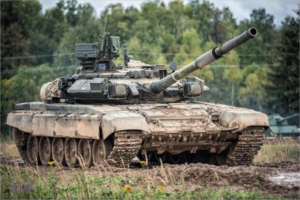 5 лучших танков мира