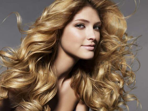 Маска для быстрого роста, объёмных и блестящих волос