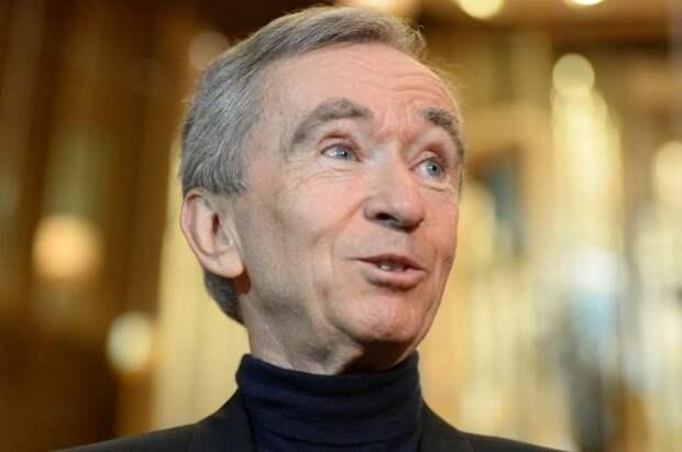 Владелец Dior возглавил рейтинг богатейших людей планеты