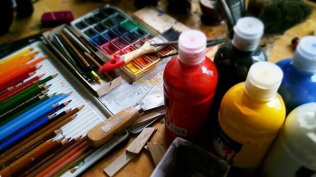 Конкурс на лучший весенний рисунок пройдет на Рязанском проспекте