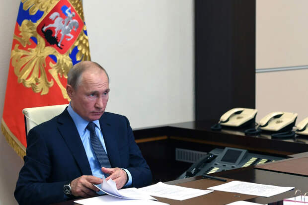 О шокирующем признании Путина