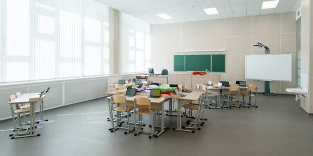 Школа на улице 8 Марта введена в эксплуатацию
