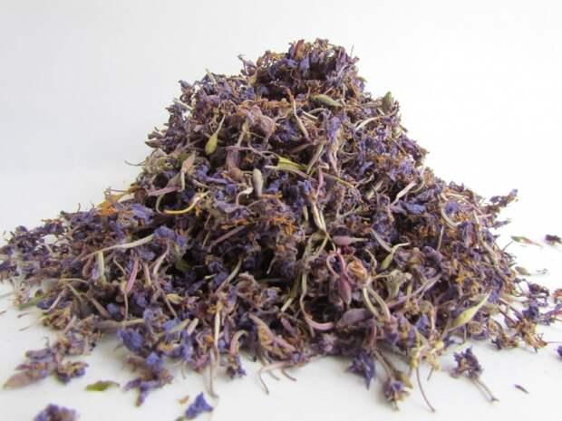 Цветки иван-чая сушеные Копорский чай или иван-чай - традиционный русский чай