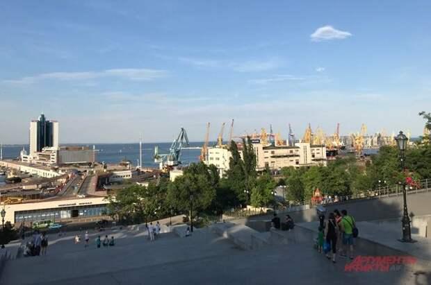 В Одессе ответили на требование Киева изменить русскоязычный гимн города