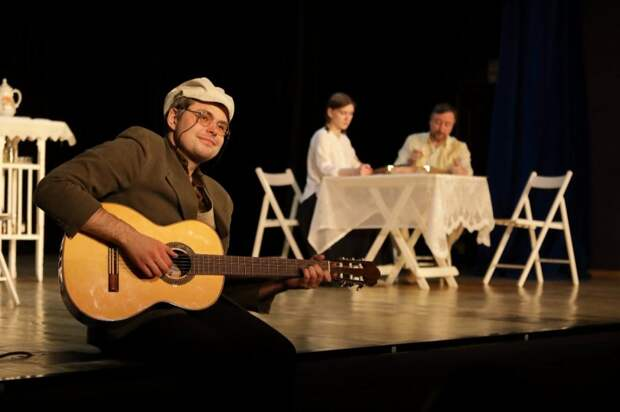 На Флотской пройдет спектакль по пьесе Чехова