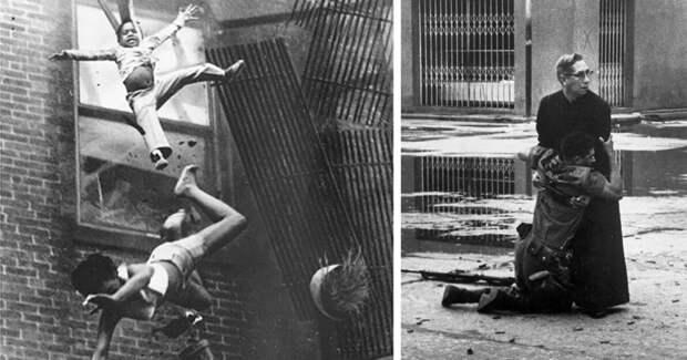 30 шокирующих фотографий, которые получили Пулитцеровскую премию