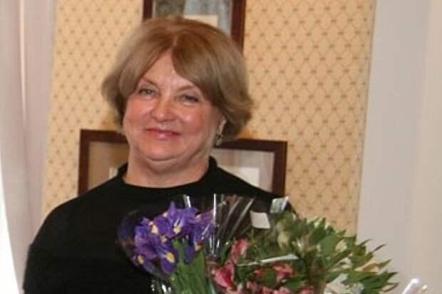 Умерла Ванда Леонова, вдова Евгения Леонова