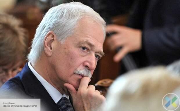 Грызлов: Новый законопроект Украины о Донбассе означает ее выход из «Минска»