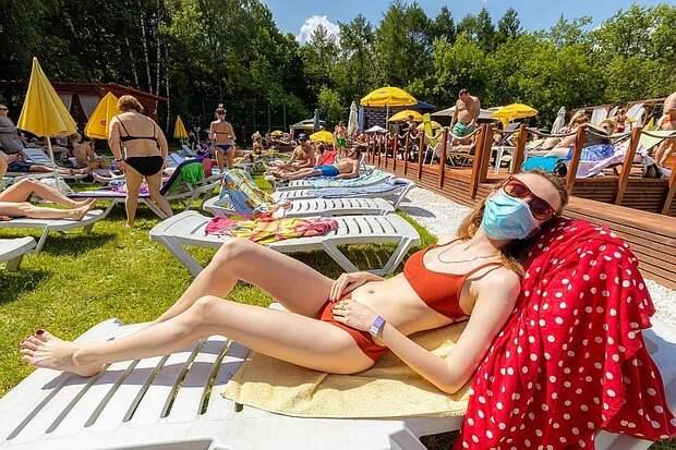 Аномальная жара ожидает Москву 17 мая 2021 года