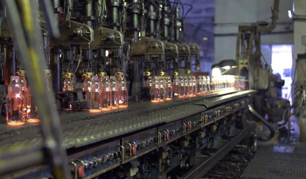 Вспоре заАнопинский стекольный завод задействовали полицию