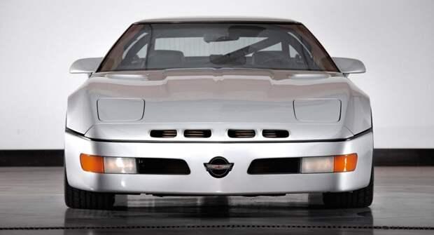 На аукцион выставили Corvette, установивший рекорд скорости в 1988 году