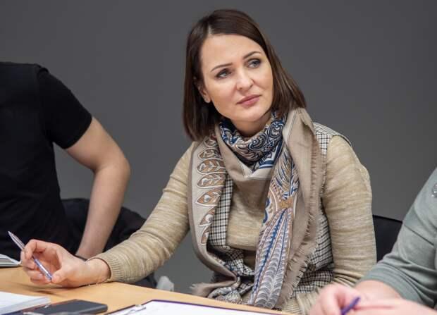 Татьяна Буцкая поддержала ветеранскую организацию Текстильщиков