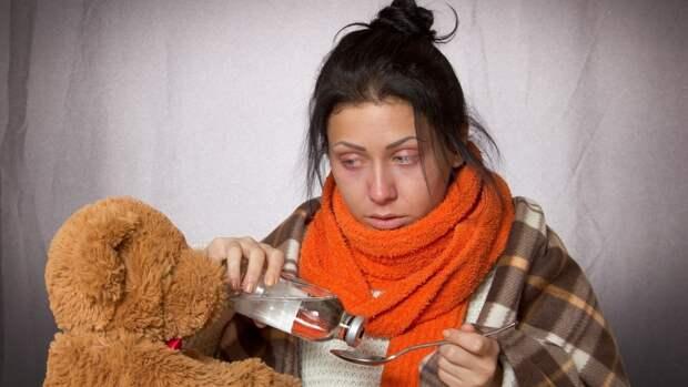 Роспотребнадзор сообщил о начале сезона гриппа и ОРВИ в России