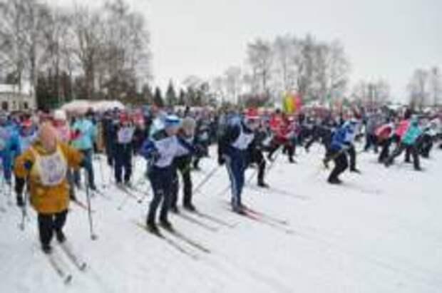 «Лыжня России» пройдет в Вологодском районе