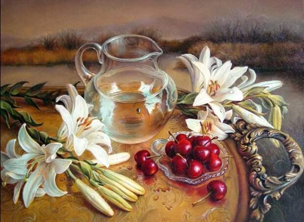 художник Мария Илиева (Maria Ilieva) картины – 23