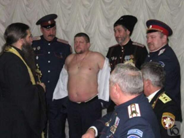 В России впервые появится Казачий Суд, на очереди прокуратура и тюрьма