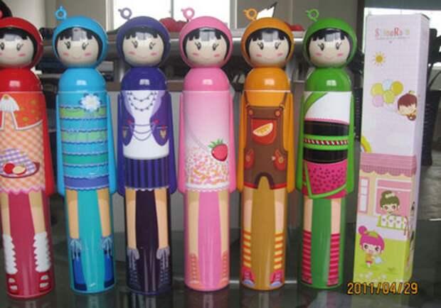 куклы + бутылка + модель17