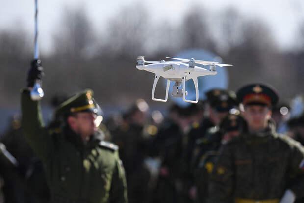 Жаль, как пчела: боевые квадрокоптеры появятся у армии России