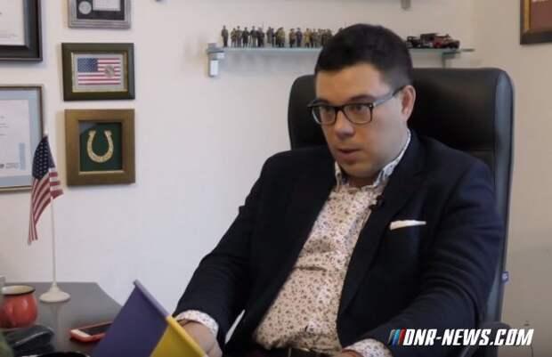 """Укропский политолог мечтает: """"Они уважают только силу"""": На Украине рассказали, как Донбасс превратится в Дикое поле после его захвата ВСУ"""