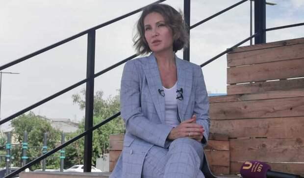 Министр Наталья Ибрагимова раскритиковала озеленение Оренбурга