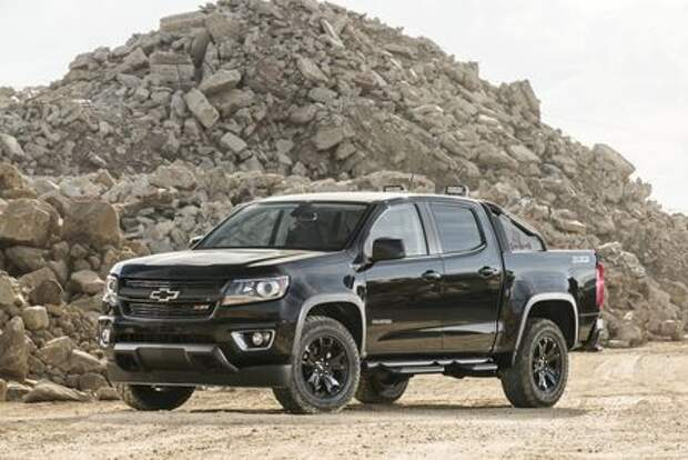 Пикап Chevrolet Colorado «набрался ума»