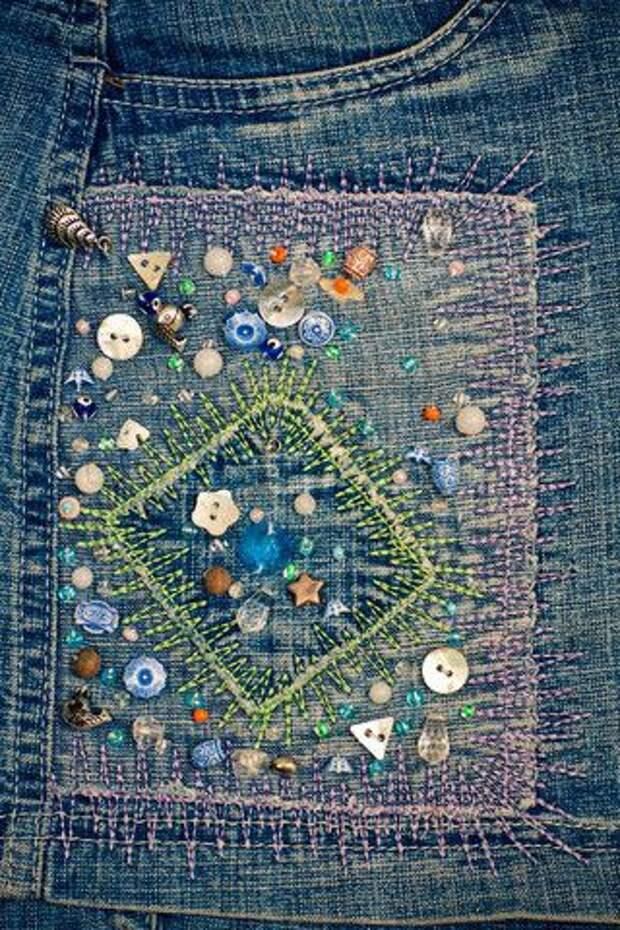 Нарядные джинсы, 3 пары