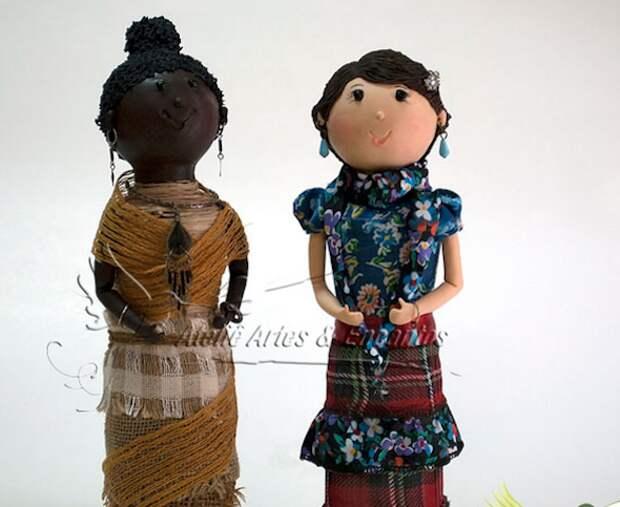 куклы + из + бутылка + модель