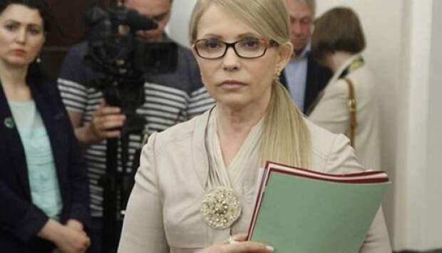 Тимошенко наУкраинском ланче вМюнхене всему миру поведала о полном «отчаянии» украинского народа   Продолжение проекта «Русская Весна»