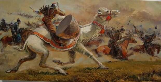 Военное дело монголов в годы монголо-хорезмийской войны (1219-1221 гг.) по арабо-персидским источникам