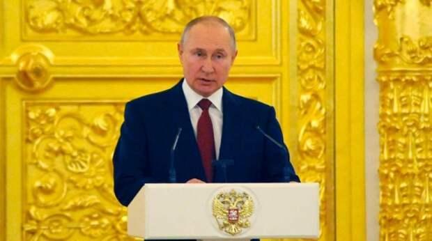 В Кремле объявили дату встречи Путина и Байдена