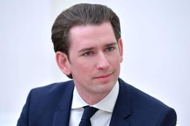 Курц предложил Путину провести встречу с Байденом в Вене