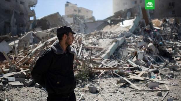 Число жертв среди палестинцев в секторе Газа возросло до 174