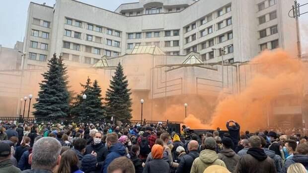 Украина-2021: три внесудебные дорожки к «Зе-диктатуре»