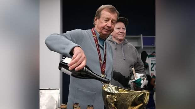 Актер Баринов — о выходе «Локомотива» в финал Кубка России: «Если бы не Семин, всего бы этого не было»