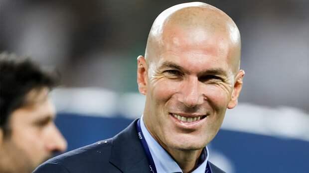 Зидан: «Я не сообщал игрокам о своем уходе из «Реала». Это ложь»