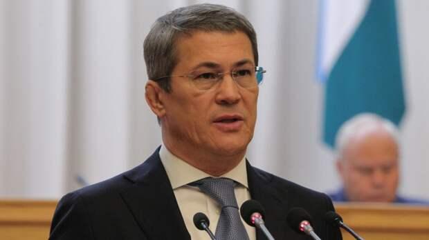 Глава Башкортостана поблагодарил ЛНР за сохранение памяти генерала Шаймуратова